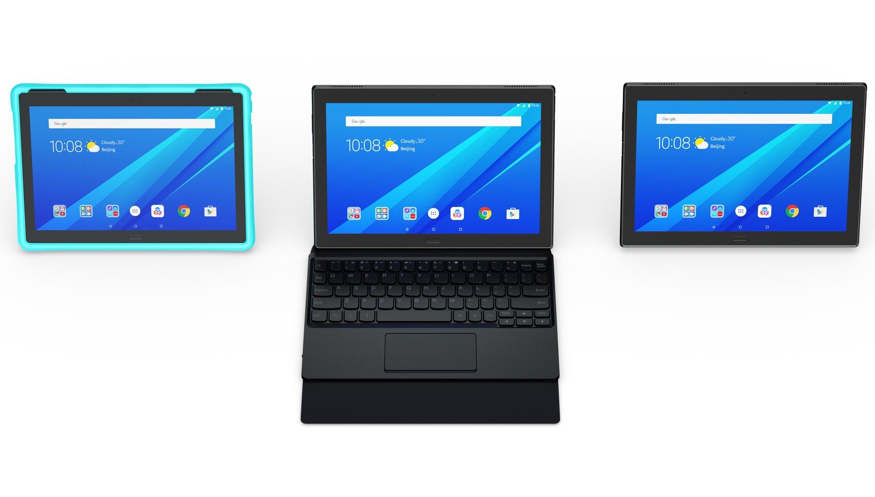 Планшет Lenovo Tab 3 Plus TB-7703X ZA1K0028RU (Qualcomm Snapdragon 410 MSM8916 1.4 GHz/2048Mb/16Gb/LTE/3G/Wi-Fi/Bluetooth/Cam/7.0/1280x720/Android)