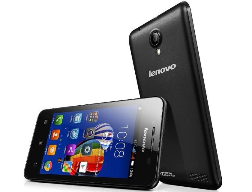 Lenovo A319: недорогой Android-смартфон с поддержкой аудиокодека Dolby Digital Plus