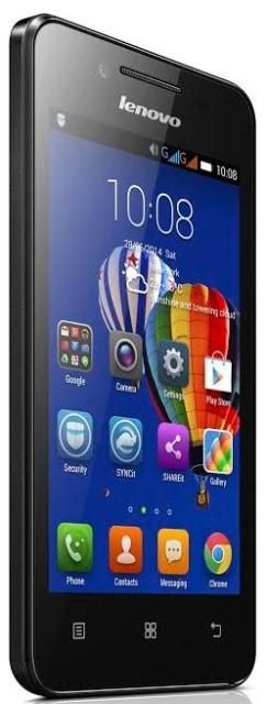 Lenovo A319: недорогой Android-смартфон с поддержкой аудиокодека Dolby Digital Plus-2