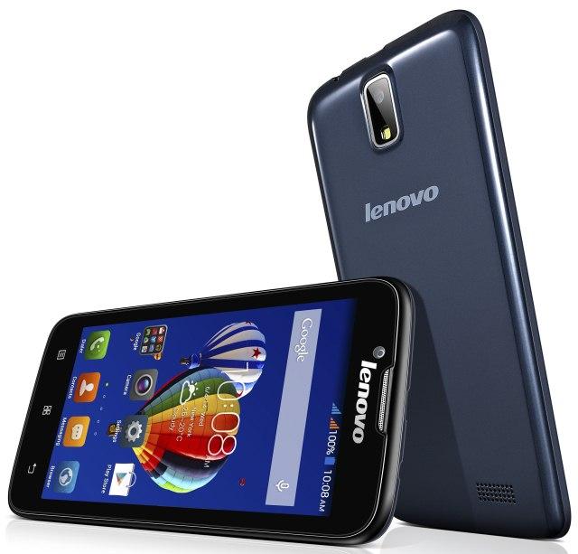 Lenovo выпустила бюджетники А328 и А536 к началу учебного года