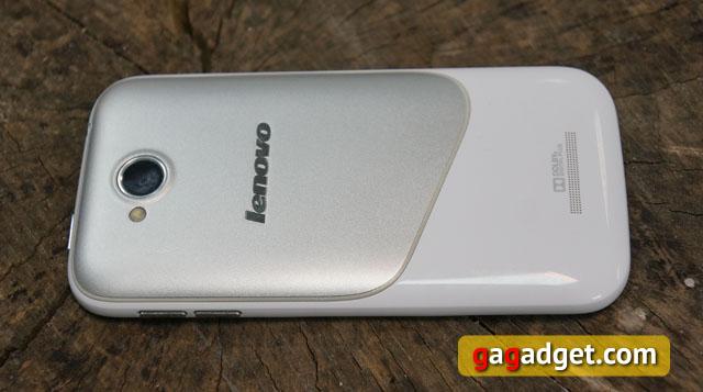 Беглый обзор Lenovo IdeaPhone A706 -9