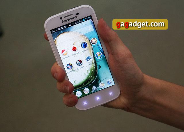 Беглый обзор Lenovo IdeaPhone A706 -13