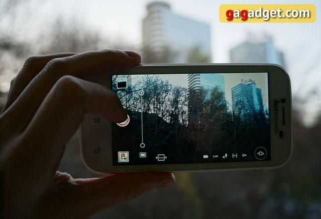 Беглый обзор Lenovo IdeaPhone A706 -18