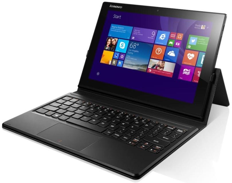 Lenovo Miix 3 10: 10-дюймовый Windows 8.1 планшет с четырехъядерным процессором и обложкой-клавиатурой