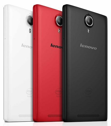Lenovo анонсировала второй многослойный смартфон Vibe X2 Pro и P90 на Intel Atom-4
