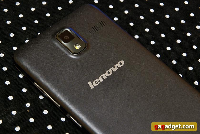 Обзор смартфона Lenovo S580-3