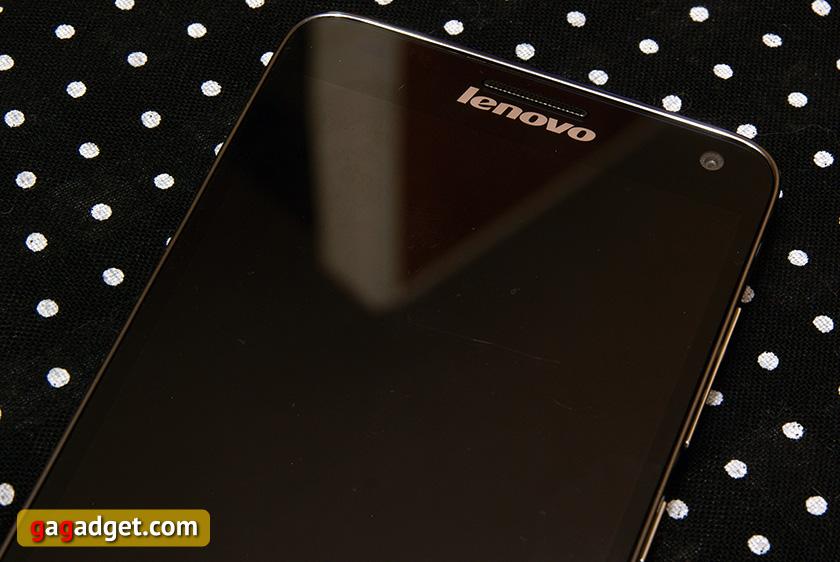 Обзор смартфона Lenovo S580-2