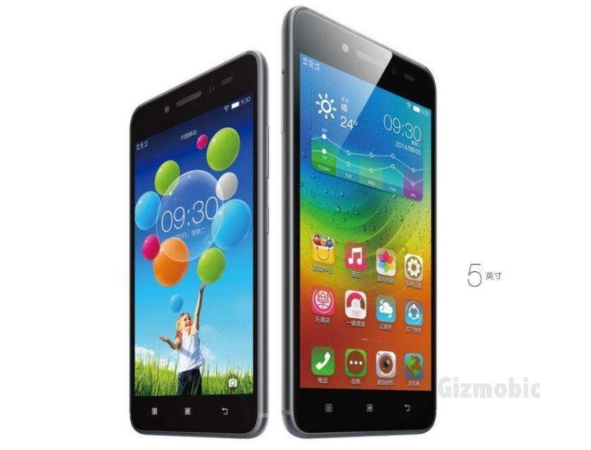 Lenovo анонсировала iPhone-подобный смартфон Sisley S90
