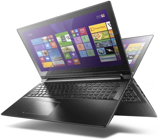 Ноутбуки-перевертыши Lenovo ThinkPad Helix и FLEX 2 Pro на IFA 2014-3