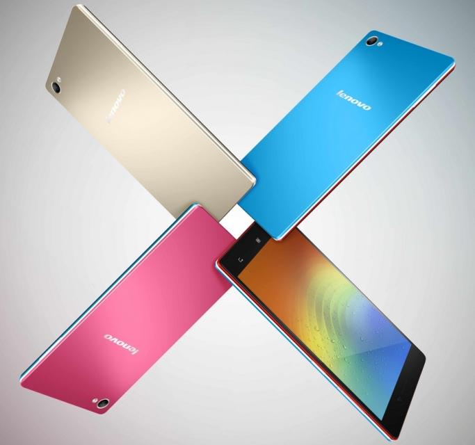 Lenovo анонсировала второй многослойный смартфон Vibe X2 Pro и P90 на Intel Atom