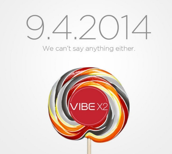 Lenovo представит 4 сентября слоёный смартфон Vibe X2 на Android L