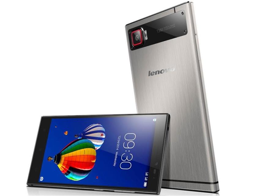 Смартфон Lenovo Vibe Z2 с 64-битным процессором в Украине
