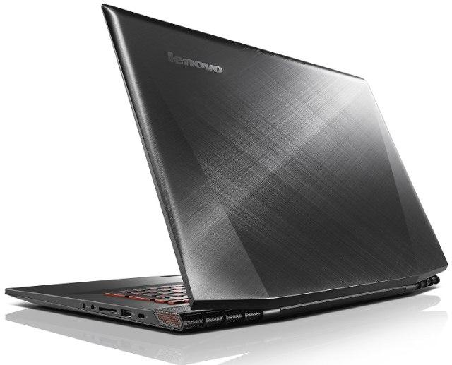 Геймерские компьютеры Lenovo на IFA 2014: ноутбук Y70 Touch и настольные ПК ERAZER X310 и X315-2