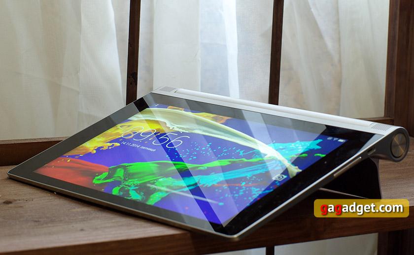 Обзор планшета Lenovo Yoga Tablet 2 8: учим новые позы-4