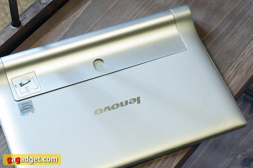 Обзор планшета Lenovo Yoga Tablet 2 8: учим новые позы-5