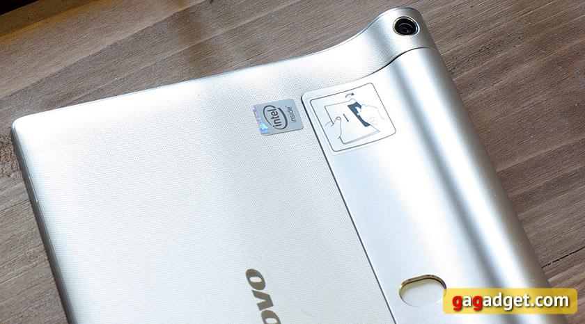 Обзор планшета Lenovo Yoga Tablet 2 8: учим новые позы-7