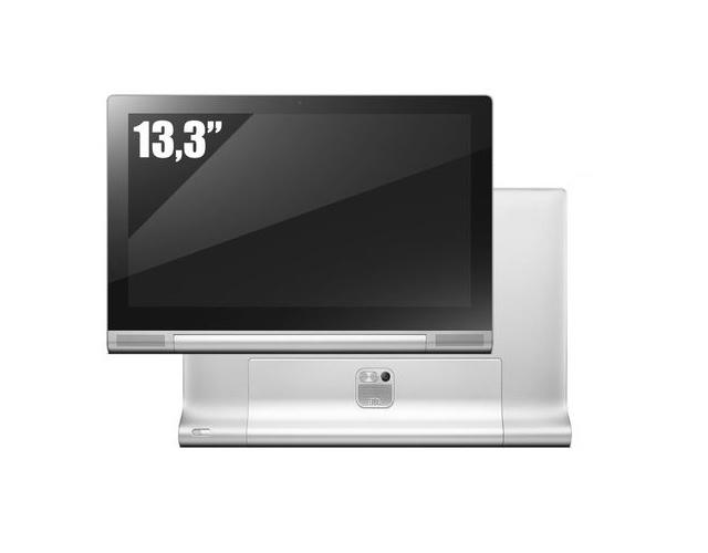 Планшет Lenovo Yoga Tablet 2 Pro получит 13.3-дюймовый экран 2560х1440