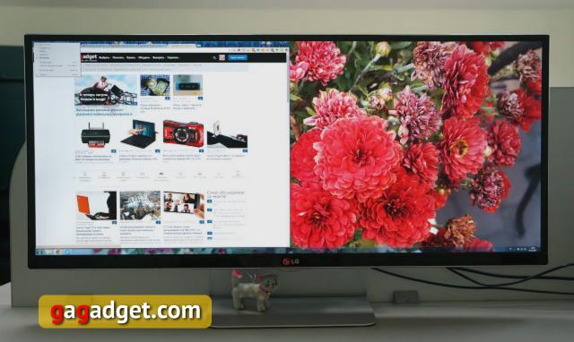 Обзор широкоформатного 4К-монитора LG 34UM95