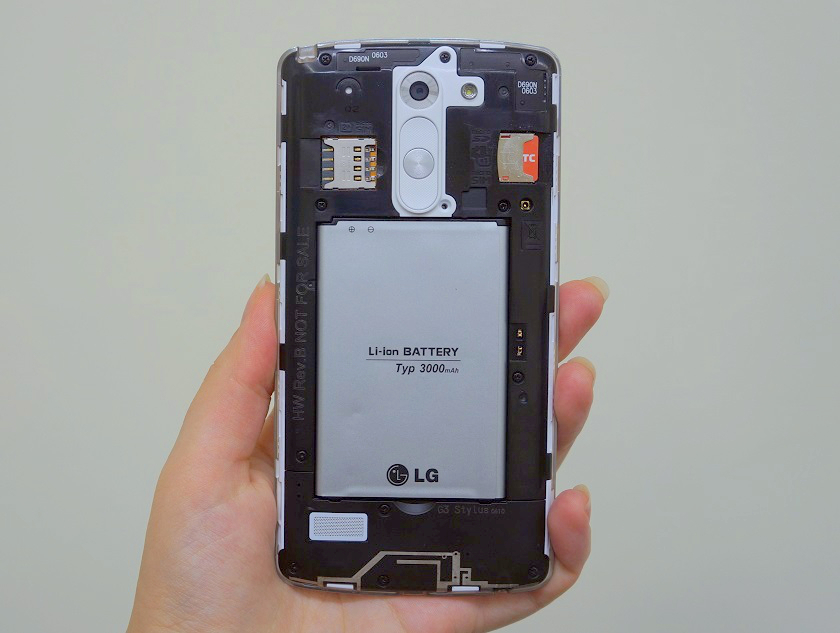 Обзор смартфона LG G3 Stylus-6
