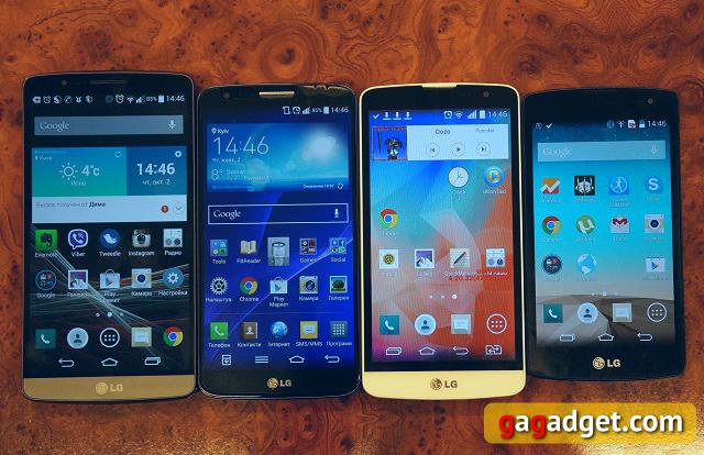 Тише едешь, дальше будешь. Обзор бюджетных смартфонов LG L Fino и L Bello-10