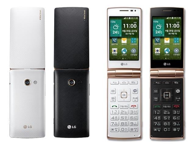 LG Wine Smart: первая Android-раскладушка LG