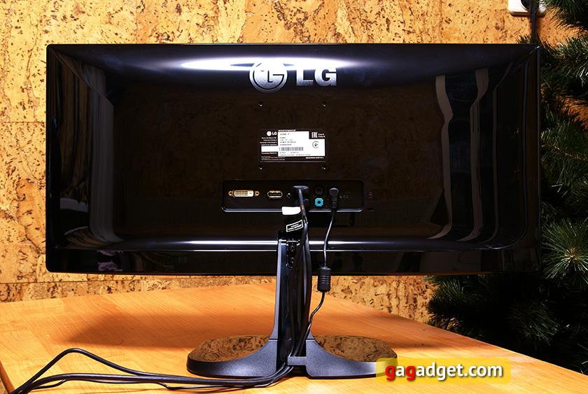 Обзор ультраширокого монитора LG 25UM65-2