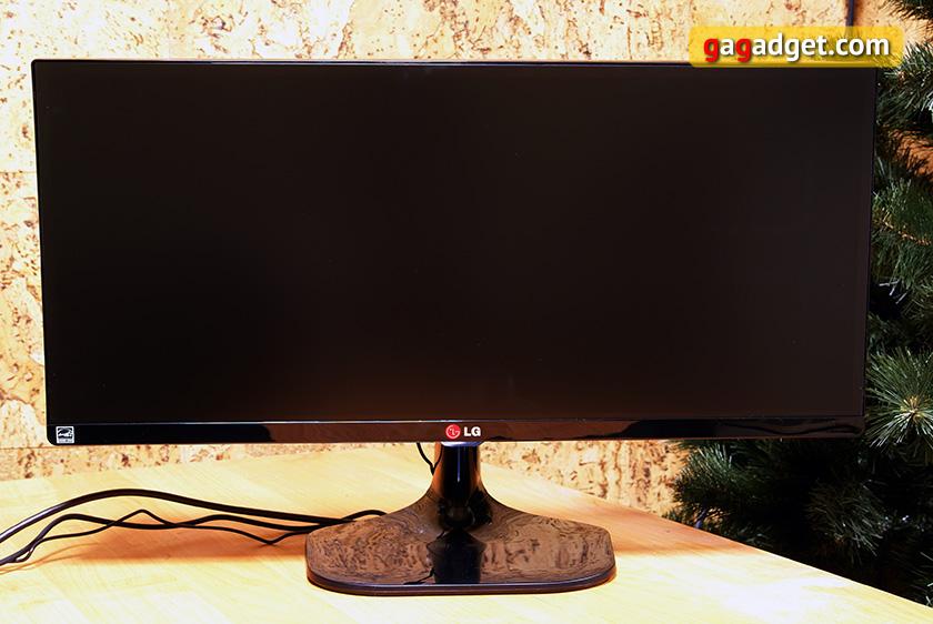 Обзор ультраширокого монитора LG 25UM65