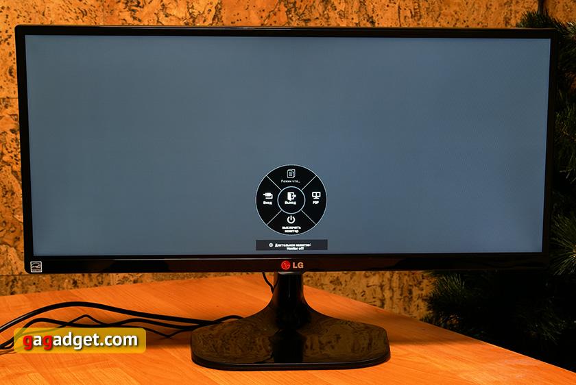 Обзор ультраширокого монитора LG 25UM65-8