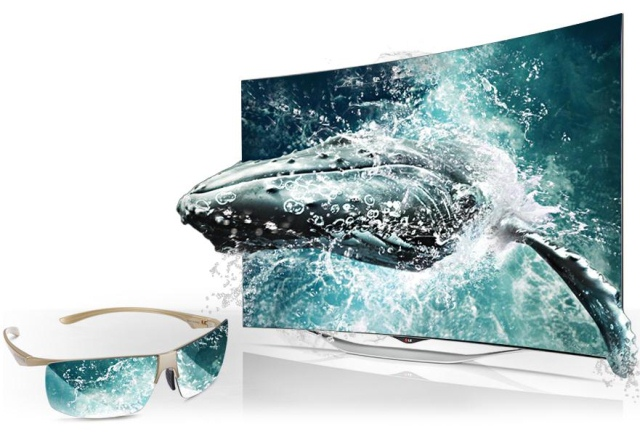 LG EC930T: изогнутый 55-дюймовый OLED-телевизор на WebOS-2