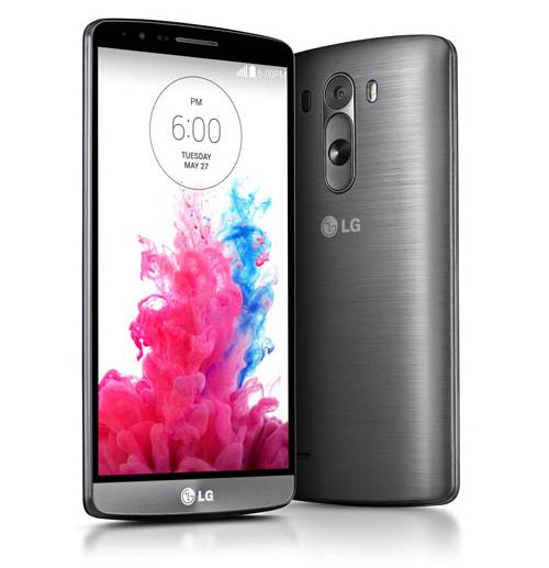 Третий пошёл: LG представила флагманский Android-смартфон LG G3-2