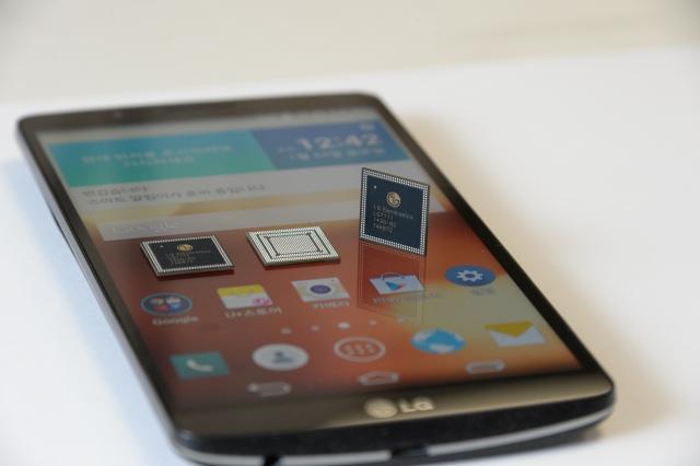 LG G3 Screen и собственный процессор NUCLUN теперь официально