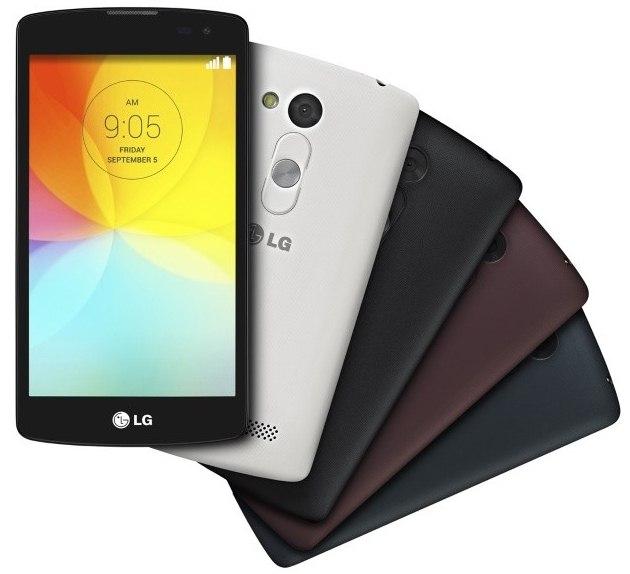 Недорогие смартфоны LG L Fino и L Bello добрались до Украины-3