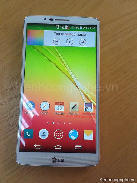 Смартфон LG Liger (F490L) на собственной платформе Nuclun на фото и в бенчмарках-2