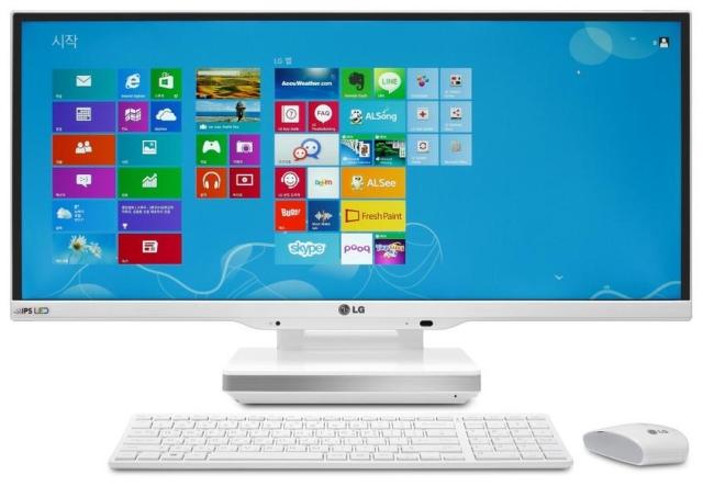 LG покажет свой компьютер V960 на выставке IFA 2013