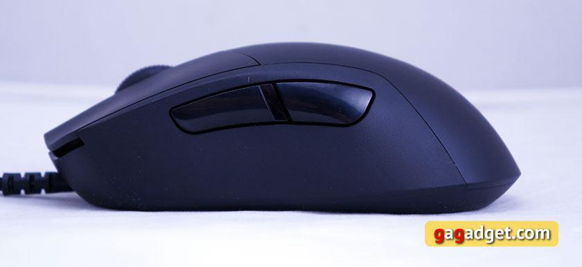 Беглый обзор игровой мышки Logitech G403 Prodigy, клавиатуры G213 и гарнитуры G231-5