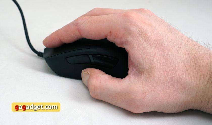 Беглый обзор игровой мышки Logitech G403 Prodigy, клавиатуры G213 и гарнитуры G231-9