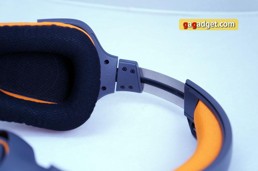 Беглый обзор игровой мышки Logitech G403 Prodigy, клавиатуры G213 и гарнитуры G231-18