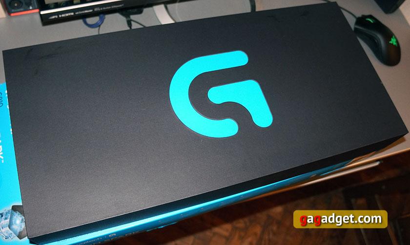 Обзор геймерской клавиатуры Logitech G910 Orion Spark-3