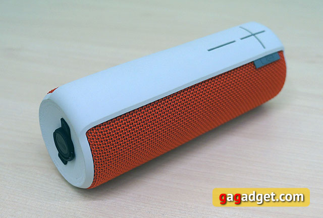 Обзор влагоустойчивой беспроводной акустики Logitech UE Boom