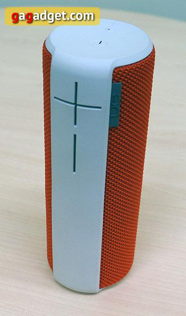 Обзор влагоустойчивой беспроводной акустики Logitech UE Boom-6