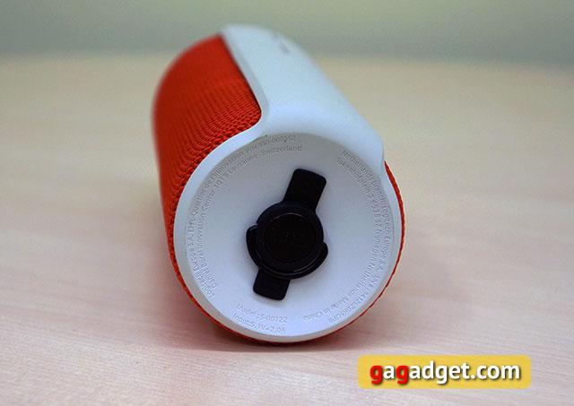 Обзор влагоустойчивой беспроводной акустики Logitech UE Boom-10