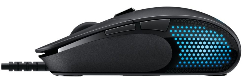 Logitech G302 представила геймерскую мышку Daedalus Prime MOBA-3
