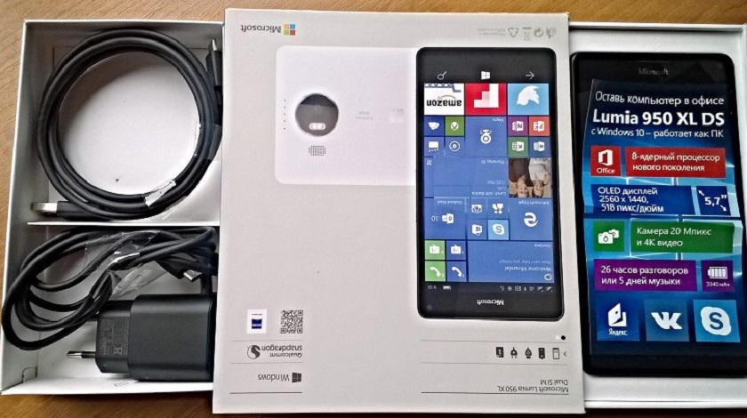 Обзор Microsoft Lumia 950 XL: смартфон «для настоящей работы»