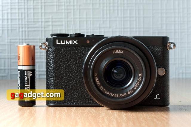Обзор Panasonic Lumix DMC-GM1: меньше, легче, удобнее