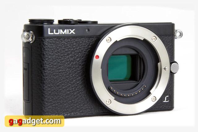 Обзор Panasonic Lumix DMC-GM1: меньше, легче, удобнее-3