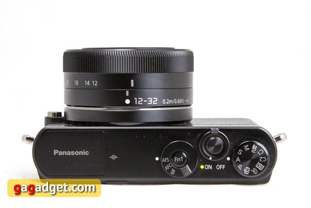 Обзор Panasonic Lumix DMC-GM1: меньше, легче, удобнее-5