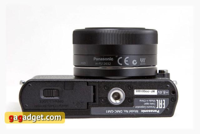 Обзор Panasonic Lumix DMC-GM1: меньше, легче, удобнее-6