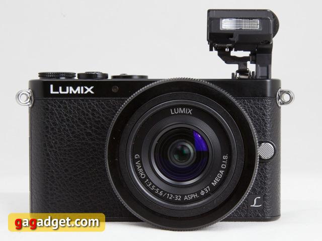 Обзор Panasonic Lumix DMC-GM1: меньше, легче, удобнее-19