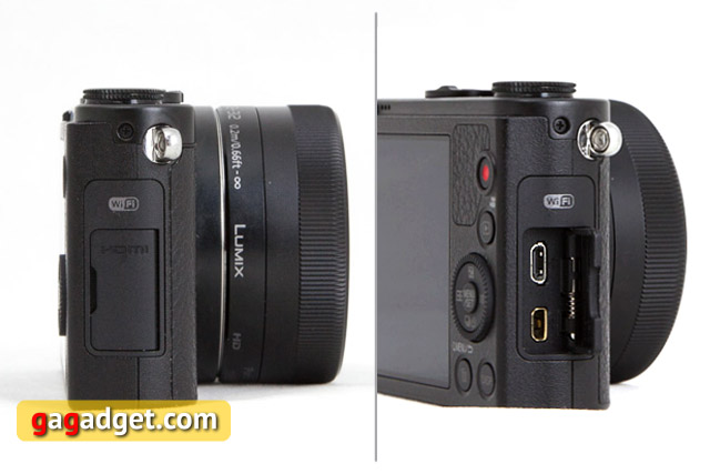 Обзор Panasonic Lumix DMC-GM1: меньше, легче, удобнее-17