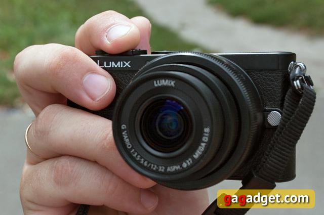 Обзор Panasonic Lumix DMC-GM1: меньше, легче, удобнее-12